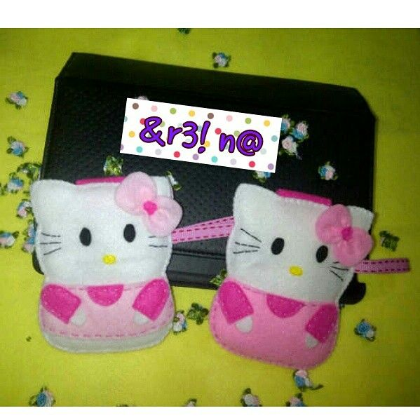 Pouch Hp Hello Kitty