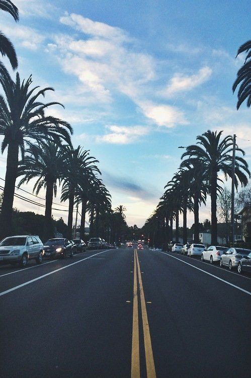 Quien ni quiere pasar por esta carretera tan tumblr