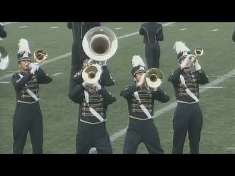 "Perry Hall High School ""Gator"" Marching Band 2012 - Impressions of Persi..."