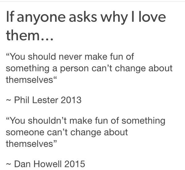 Dan literally quoted Phil on this....he's more trash than I am.