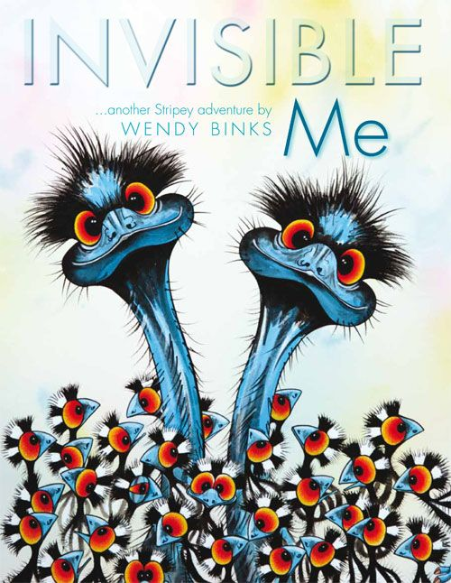 Invisible Me - Wendy Binks