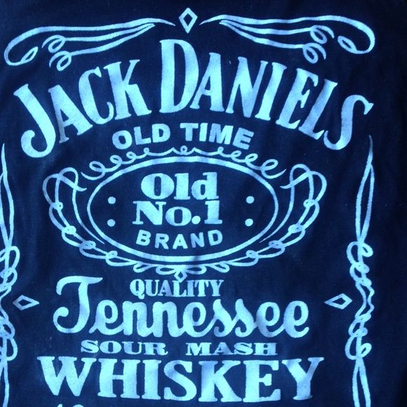 Jack Daniels Tank Top Colors are black and white it's a very flowy tank top :) Tops Tank Tops