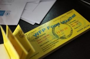 Learn why WFP food vouchers are such a valuable tool. (11 May 2011)