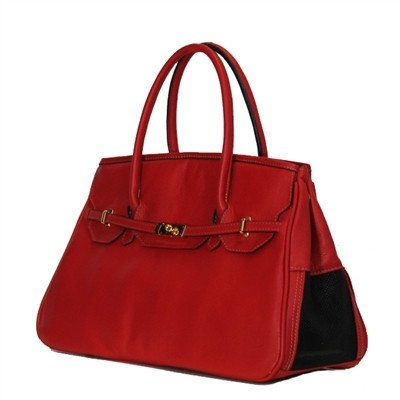 THE KATIE BAG BY PETOTE - DESIGNER DOG CARRIER –   Free shipping and taxes are included on this designer dog carrier purse.