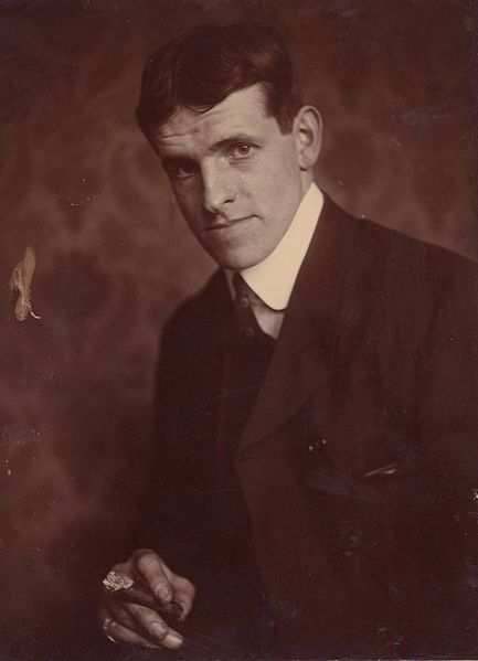 Jack Butler Yeats, brilliant painter and brother of William Butler Yeats