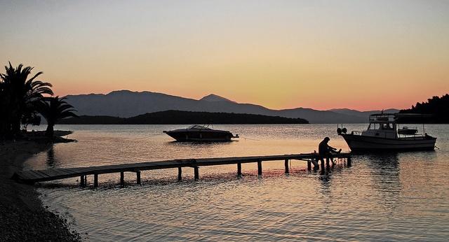 Nidri. Trip to Greece 2012.