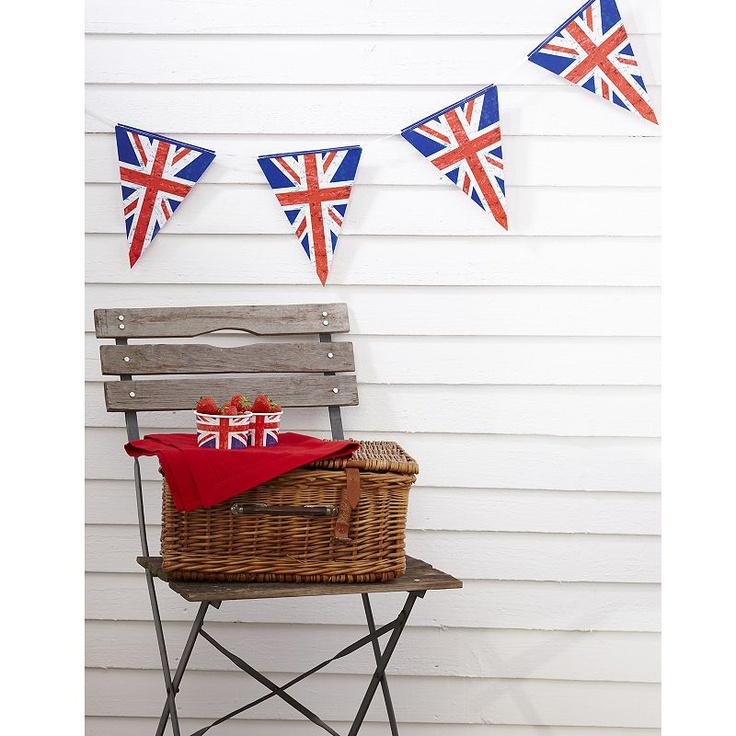 Jubilee!: Diamond Jubilee, Jubilee Bunting, Queen, Buntings, Jack O'Connell, Things British, Union Jack, Celebrate Britain