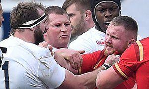"Six nations 2016: England's Joe Marler taunts Samson Lee of Wales, calling him 'gypsy boy"""