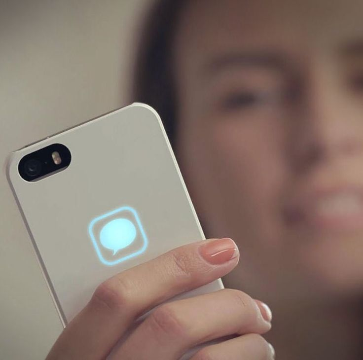 Lunecase: iPhone Case With Notifications