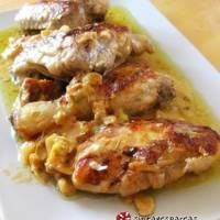 Κοτόπουλο με μουστάρδα από τον Jamie Oliver