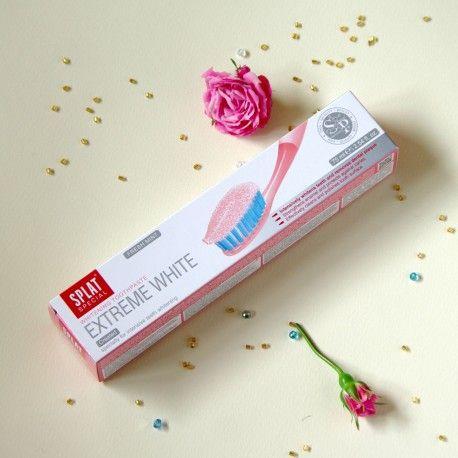 Intensywnie wybielająca pasta do zębów EXTREME WHITE SPLAT Special