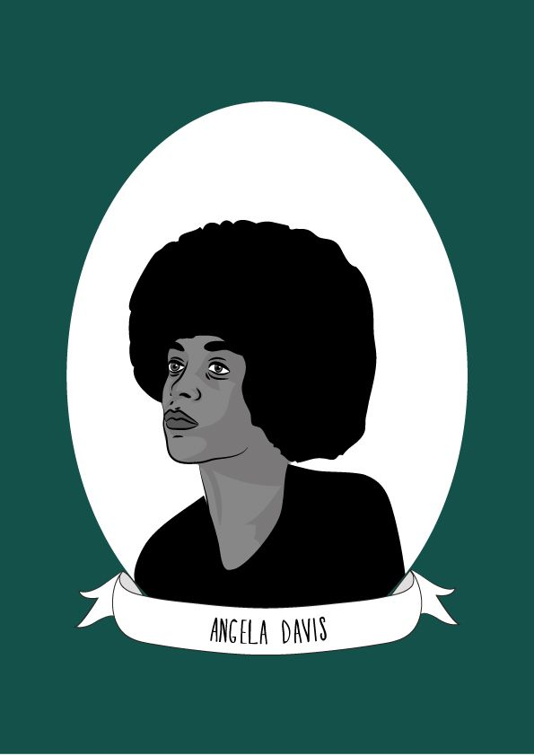 """Angela Davis is an American academic, Civil Rights Activist, scholar and Women's Rights Activist who advocates for the oppressed. Davis' political activism began when she was a child in Birmingham, Alabama. She lived in the """"Dynamite Hill""""..."""