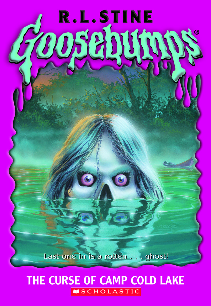 Goosebumps The Curse of Camp Cold Lake