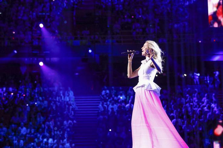 "Gabriela Gunčíková ""I Stand"" #CzechRepublic  #Eurovision2016"