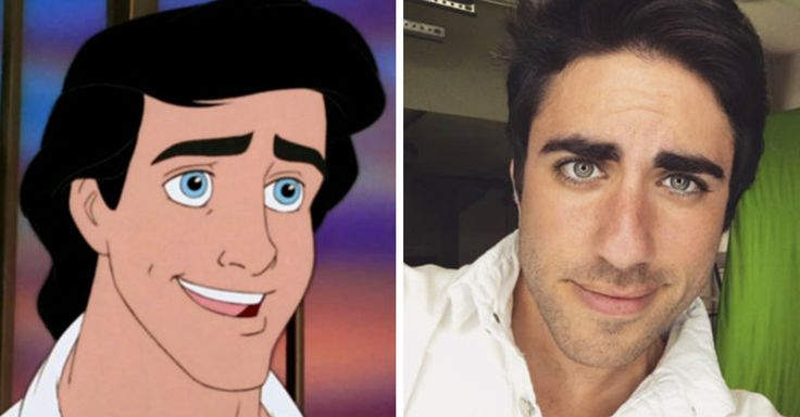 Leo Camacho, es un cosplayer de Disney que luce exactamente igual que el príncipe Eric de la famosa película de la Sirenita. Su parecido te sorprenderá