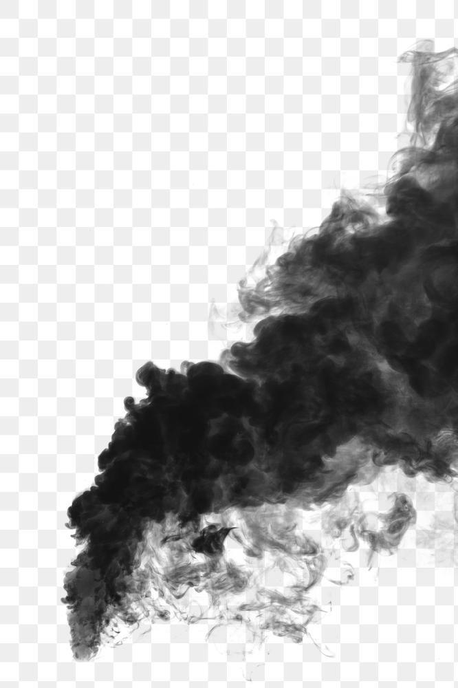 Black Smoke Effect Design Element Free Image By Rawpixel Com Roungroat Smoke Vector Black Smoke Design Element