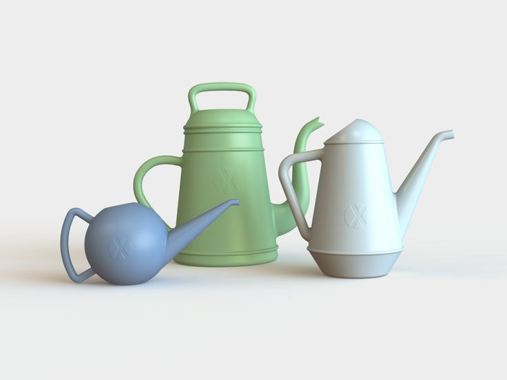 #Xala watering cans. #BOWLI, #LUNGO, #BUTLER