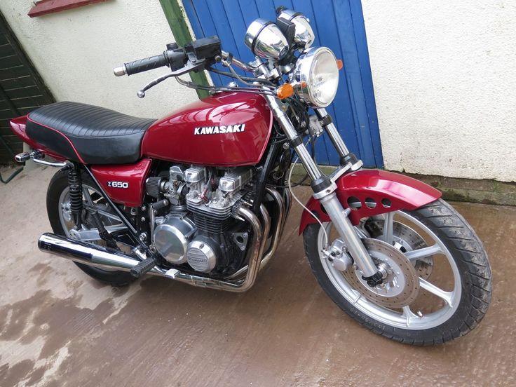 Kawasaki Z650 in Cars, Motorcycles & Vehicles, Motorcycles & Scooters, Kawasaki | eBay