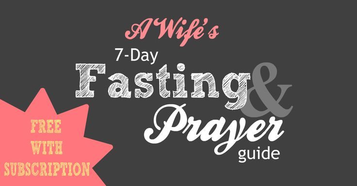 118 Best Images About Fasting Tips For God's Women On