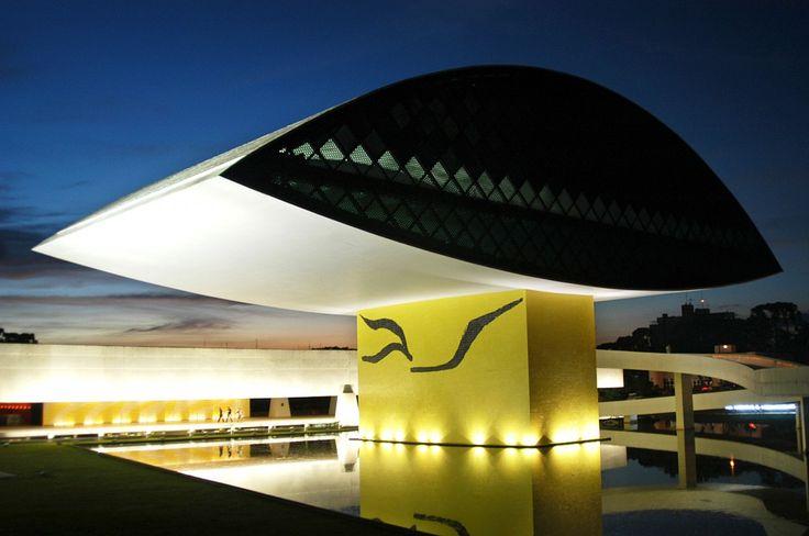 Museu do Olho, Curitiba/PR, Brasil. Crédito: Joel Rocha.