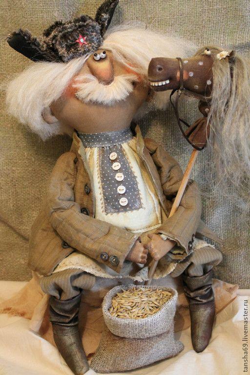 Моя Марусичка!!!... - примитив,примитивная кукла,примитивы,текстильная кукла