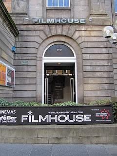 Good spot for vegetarian food, inside Edinburgh's premier arthouse cinema