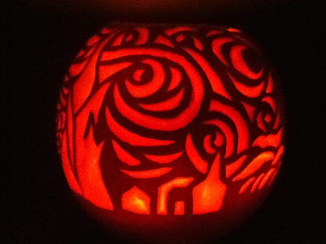 Best pumpkin templates images on pinterest halloween