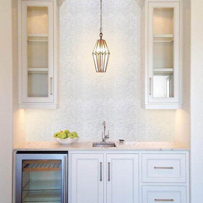 The 30 Backsplash Ideas Your Kitchen Can T Live Without White Kitchen Backsplash Kitchen Remodel Kitchen Furniture