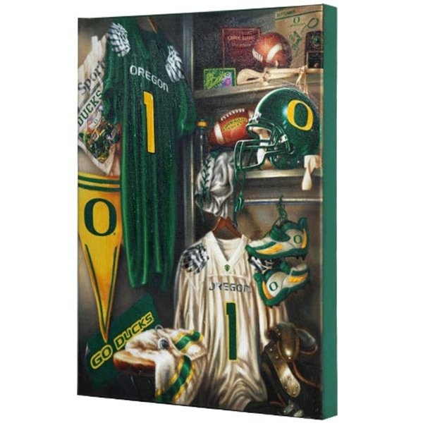 Oregon duck bedroom decor