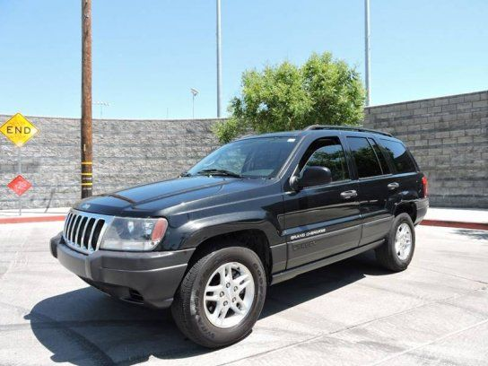 Sport Utility, 2003 Jeep Grand Cherokee Laredo with 4 Door in North Hollywood, CA (91601)