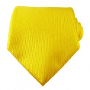 Yellow Neckties / Formal Neckties.