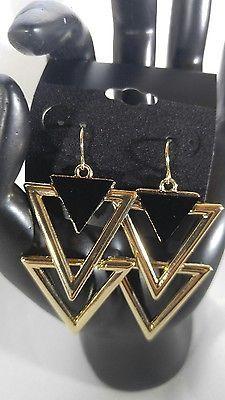 Earrings Boho Festival Hippie Funky 60s & 80s Inspired Fashion Jewelry Accessory