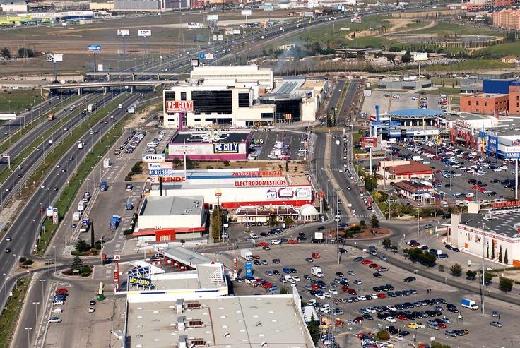 1000 images about centros comerciales de madird on - Parque oeste alcorcon ...