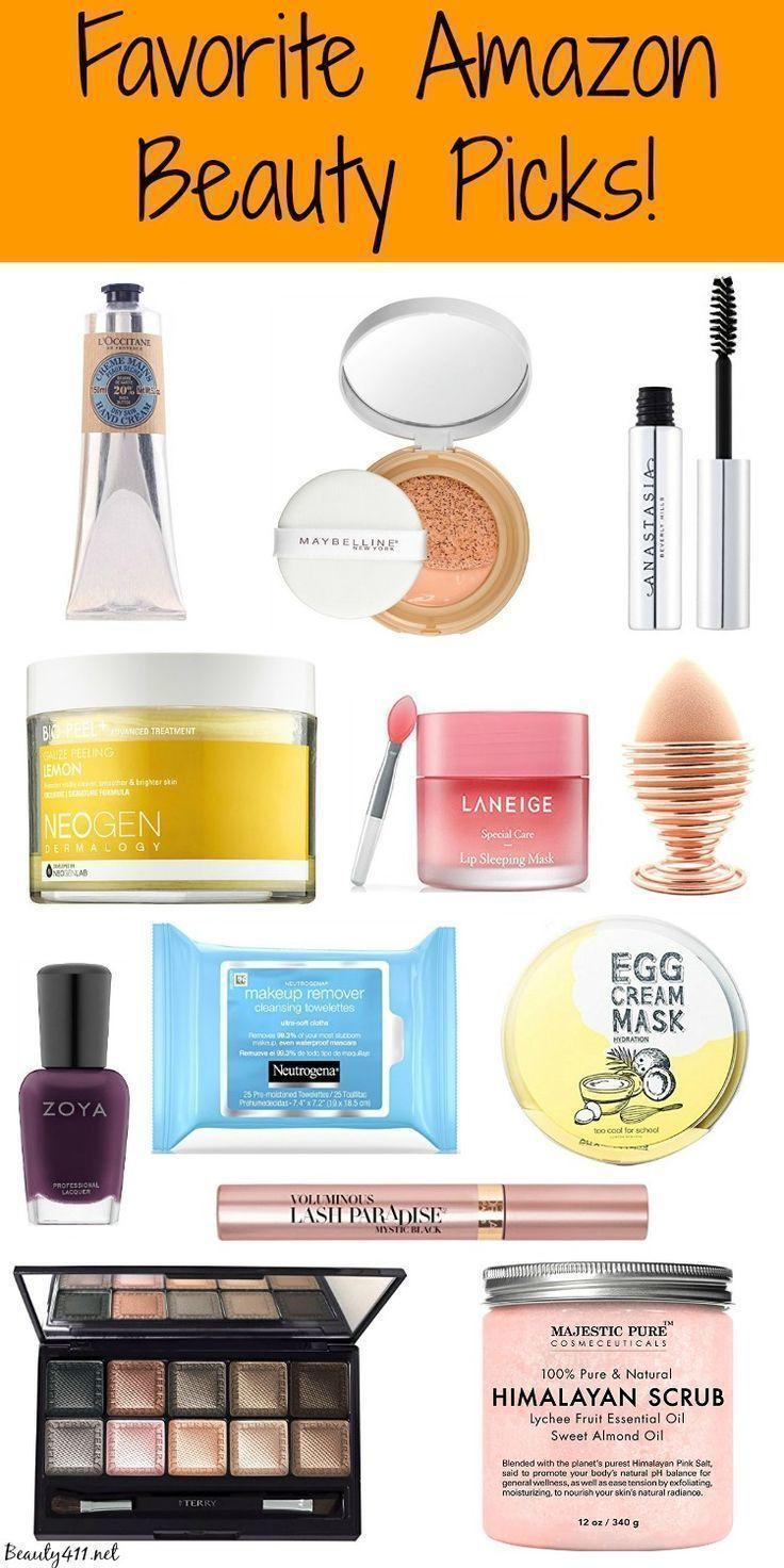 Favorite Amazon Beauty Products Amazon Beauty Products Beauty Hacks Lips Overnight Beauty Hacks