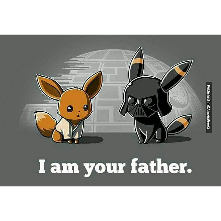 Pokemon + star wars