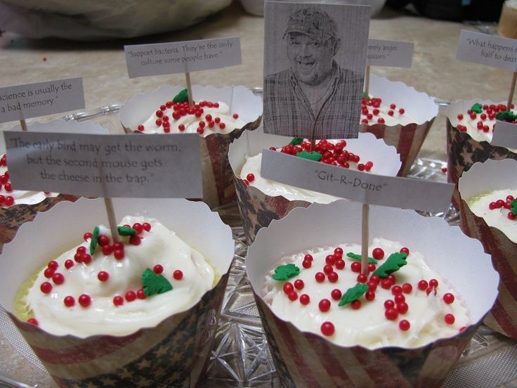 Lovely Redneck Christmas Party Ideas Part - 7: Redneck Decorations | Redneck Cupcakes | Party And Crazy Gift Ideas