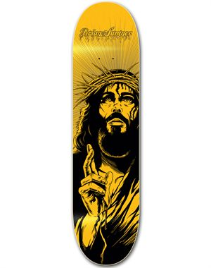Brian Sumner Pierced Skateboard Deck