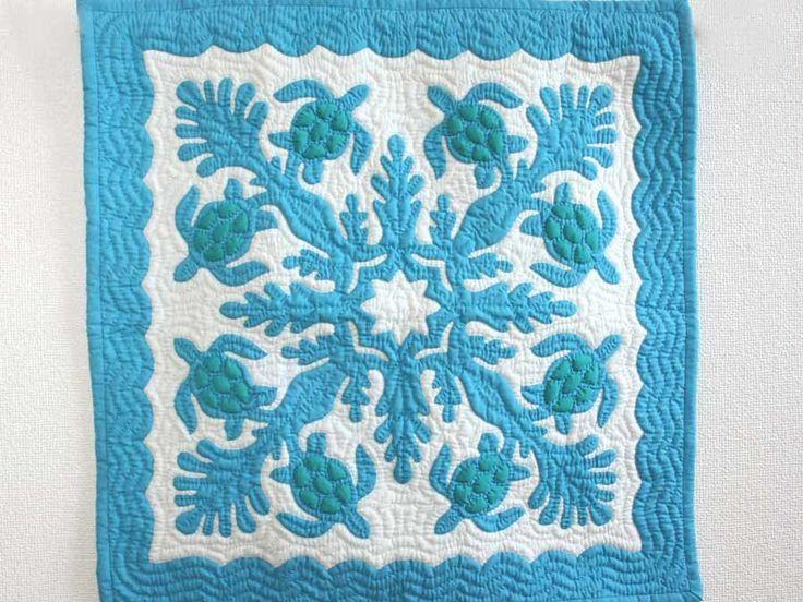 Best 25+ Hawaiian quilts ideas on Pinterest | Hawaiian quilt ... : hawaiian quilting - Adamdwight.com