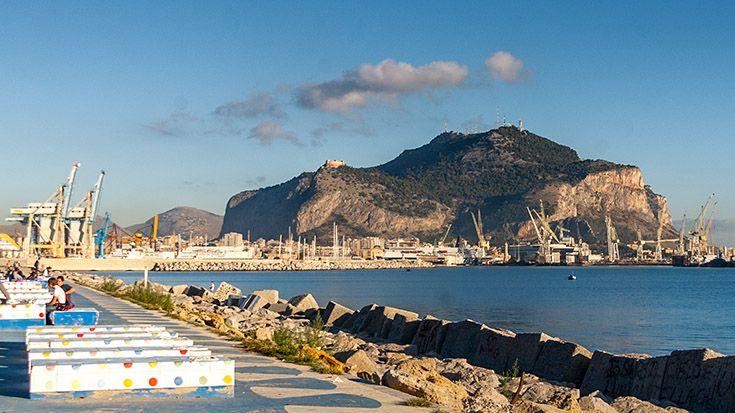 Palermo - Porto e Monte Pellegrino