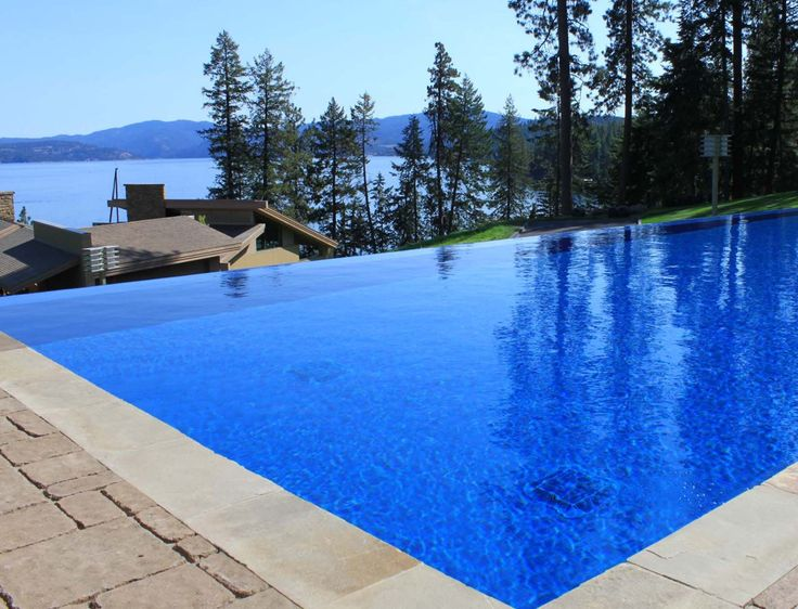 14 best jimmy reed pres of rock solid tile inc images for Overflow pool design