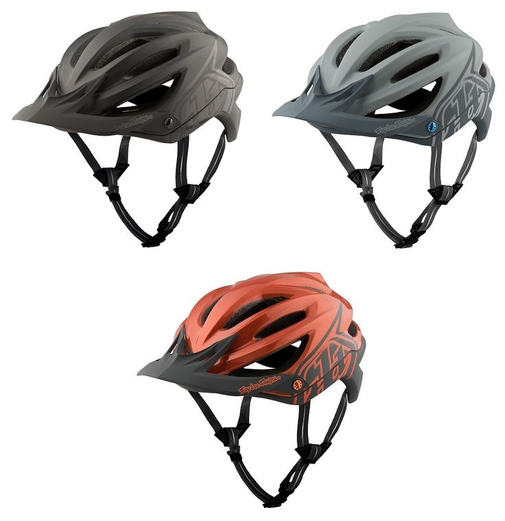Lytle Racing Group - Troy Lee Designs 2017 A2 MIPS Decoy Bike Helmet All Sizes