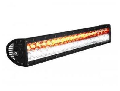 """20"""" LED Light Bar - Amber/White - Rigid Industries"""