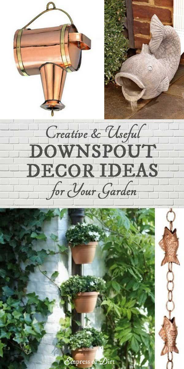 Best 20 Downspout Ideas Ideas On Pinterest Gutter