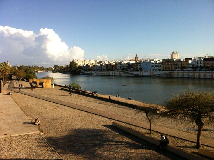 Sevilla i Sevilla, Andalucía