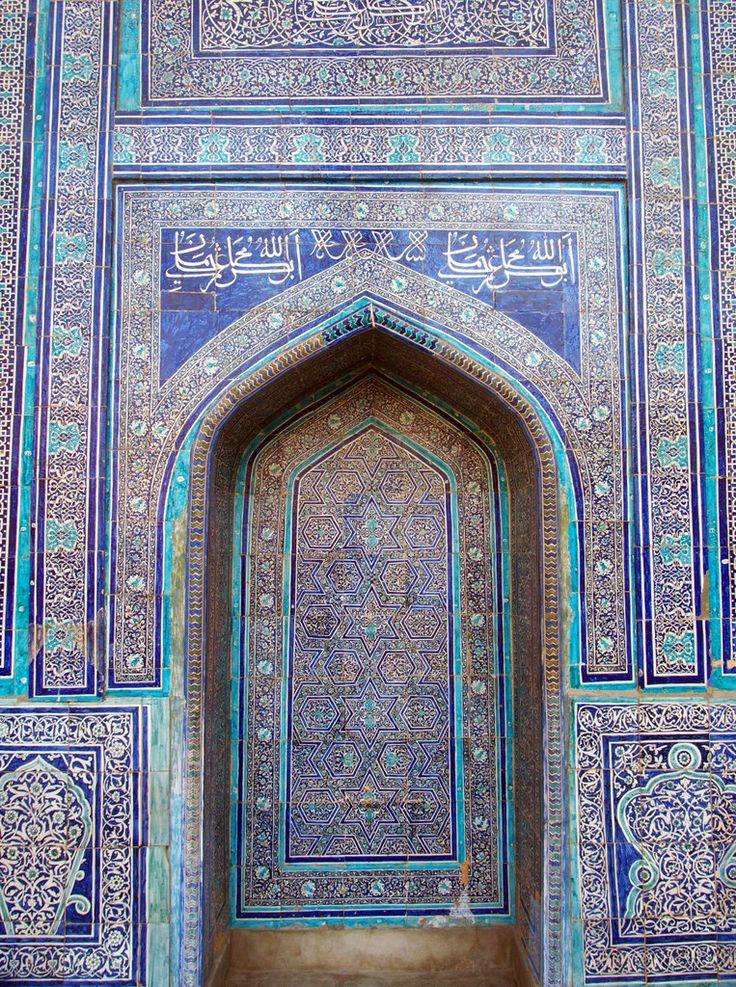 Summer Mosque, Kukhna Ark, Khiva (Fulvio's photos)