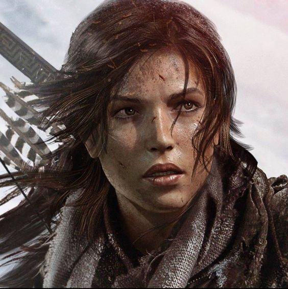 Tomb Rider Wallpaper: 583 Best Tomb Raider Images On Pinterest