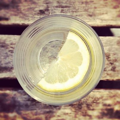 Great Warm lemon water is used in many ancient remedies to alleviate digestive distress support liver