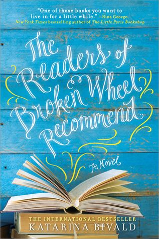 A Swedish tourist opens a bookstore in Broken Wheel, Iowa, to honor her deceased pen pal and makes some unconventional choices that threaten to bring long-hidden secrets to light as she attempts to share her love of reading with the locals.