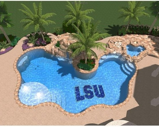 920 Best Pools Images On Pinterest Backyard Ideas