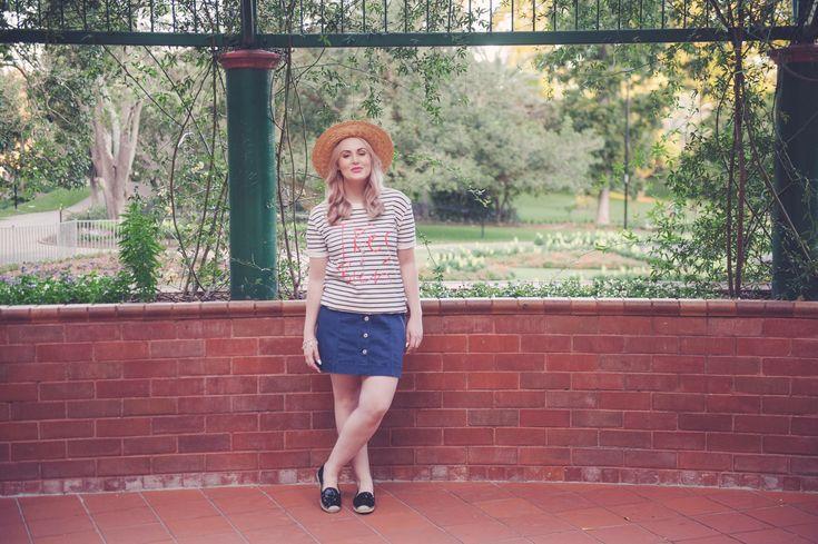 Parisian Style | The Blonde Silhouette